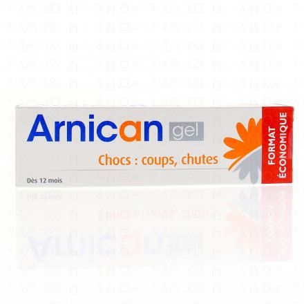 COOPER Arnican Gel tube 100 g - Illustration n°1