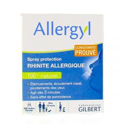 ALLERGYL Spray nasal protection rhinite allergique tube 500mg